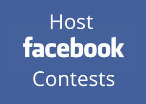 Host-Facebook-Contests