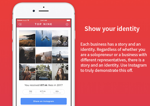 Show-your-identity